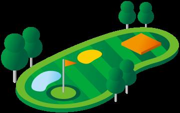 ゴルフ・スキー場ページリンク